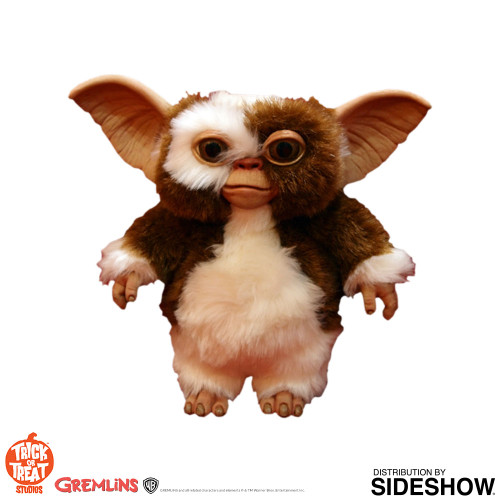 "GREMLINS ""GIZMO"" 1:1 Scale Prop Replica 10"" Puppet by Trick or Treat Studios"