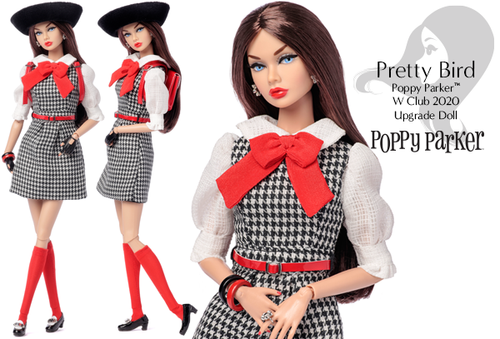 2020 PRETTY BIRD POPPY PARKER™ Dressed Integrity FR Doll WC EXCLUSIVE