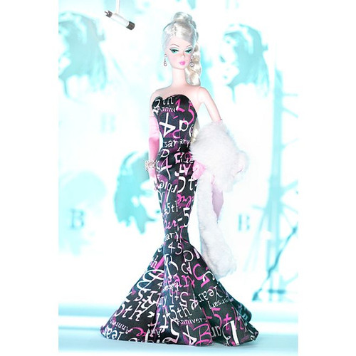 Barbie® 45th Anniversary Silkstone™ Doll