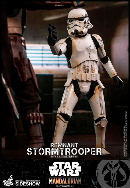 Disney's Mandalorian REMNANT STORMTROOPER Sixth Scale Figure by HOT TOYS TMS011
