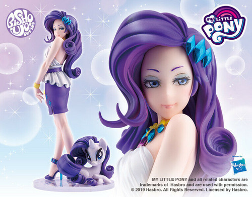My Little Pony RARITY by Bishoujo 1:7 Scale MLP Statue