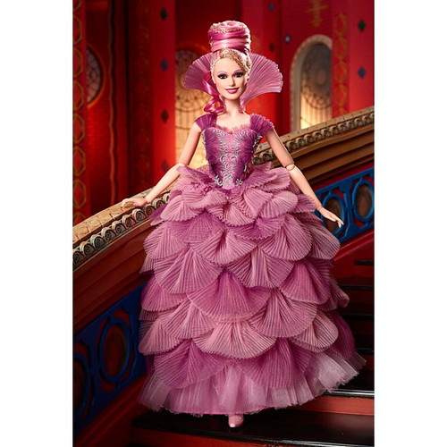 Disney's NUTCRACKER And The FOUR REALMS SUGAR PLUM FAIRY Gold Label Barbie