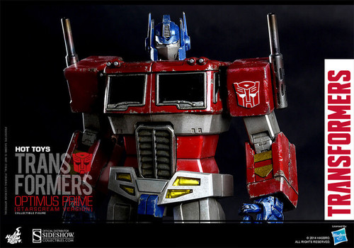 OPTIMUS PRIME (Star-Scream Version) Sixth Scale Figure by HOT TOYS