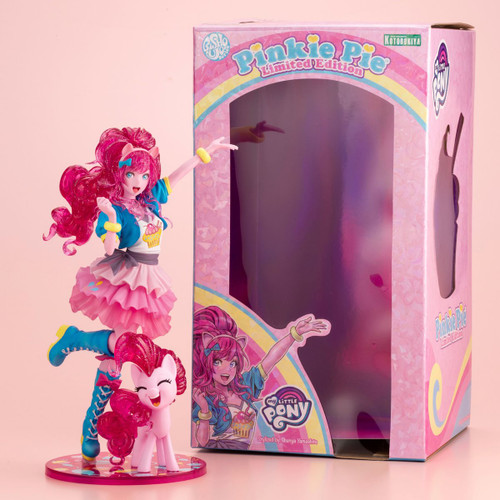 My Little Pony PINKIE PIE Bishoujo Variant 1:7 Statue
