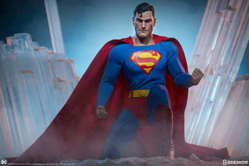 DC Comic SUPERMAN (KAL-EL)Sixth Scale Figure by Sideshow