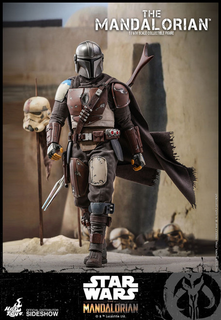 Disney's THE MANDALORIAN Sixth Scale Figure by HOT TOYS TMS007