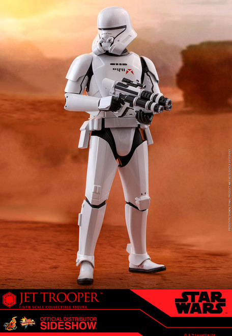 Rise of Skywalker JET TROOPER Sixth Scale Figure by HOT TOYS