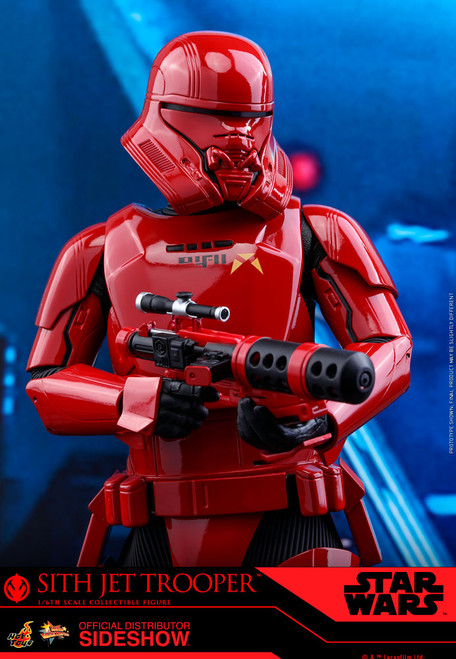 Rise of Skywalker SITH JET TROOPER Sixth Scale Figure by HOT TOYS MMS562
