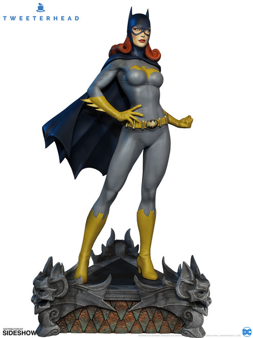 "SUPER POWERS BATGIRL 16"" Maquette Statue #1016 by Tweeterhead"