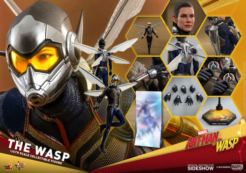 Ant-Man and THE WASP Sixth Scale (1:6) Figure by Hot Toys