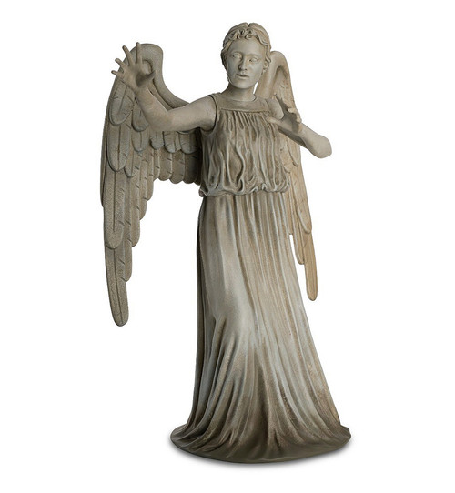 Doctor Who WEEPING ANGEL (Mega) BBC Eaglemoss 13""