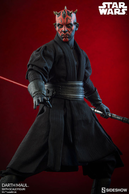 DARTH MAUL Solo: A Star Wars Story Sixth Scale Figure by Hot Toys DX18