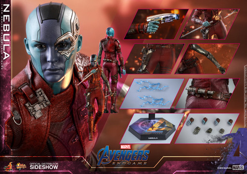 NEBULA AVENGERS: ENDGAME Sixth Scale Figure by Hot Toys MMS534
