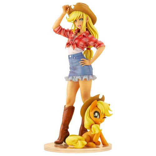 My Little Pony APPLEJACK 1:7 MLP Statue by BISHOUJO