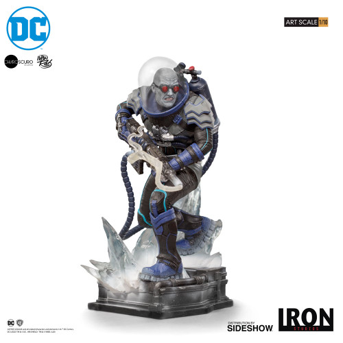MR FREEZE by Ivan Reis DC Concept 1:10 Art Scale Statue by Iron Studios