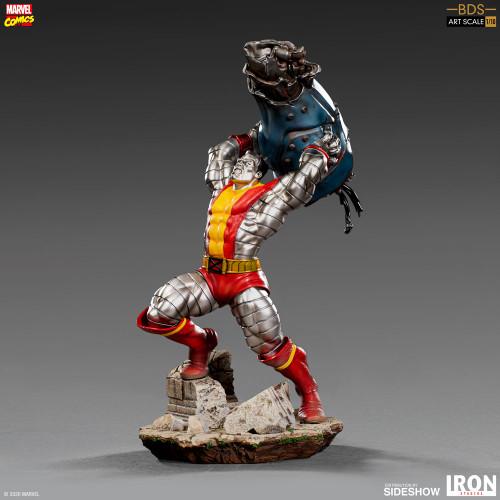 Marvel Comics X-MEN COLOSSUS 1:10 Art Scale Statue by Iron Studios BDS