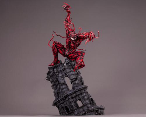 Marvel Spider-man's MAXIMUM CARNAGE Resin Statue by Kotobukiya Fine Art Statue