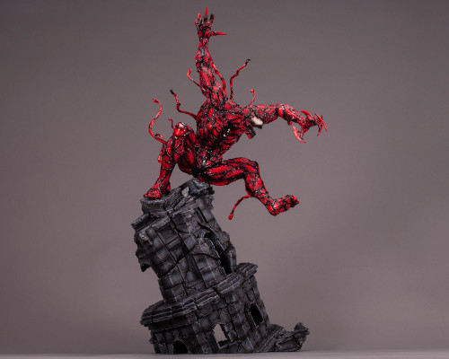 Marvel Spider-man's MAXIMUM CARNAGE Resin Statue by Kotobukiya Fine Art Statue