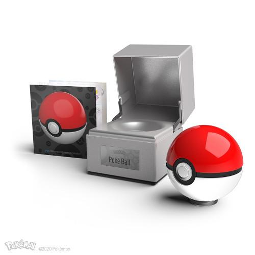 Pokémon Electronic Die-Cast Replica Poké Ball by The Wand Company