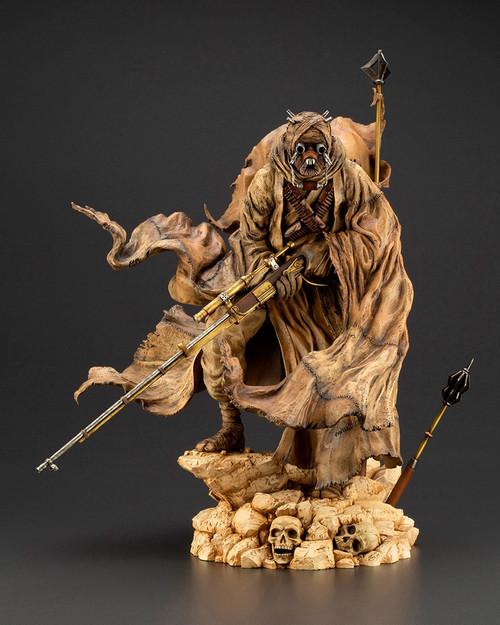 Tusken Raider Statue by Kotobukiya ARTFX - Artist Series: Barbaric Desert Tribe