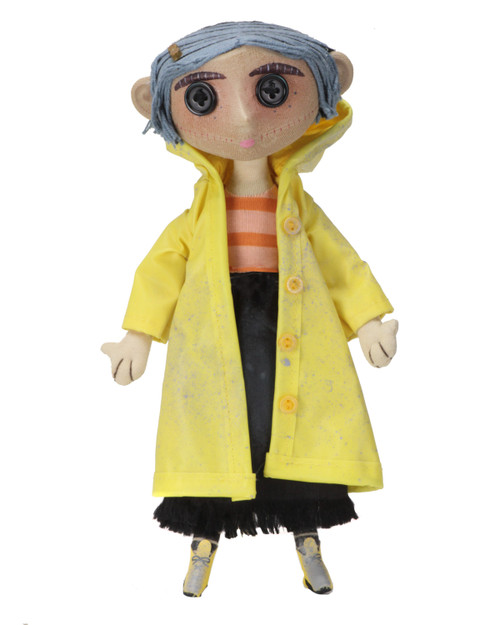 Coraline 10-Inch Doll Replica by NECA Laika