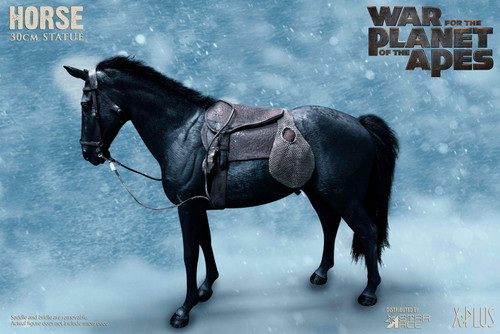 Caesar WAR HORSE Figure Statue for 1:6 POTA & Other Figures by Star Ace Toys