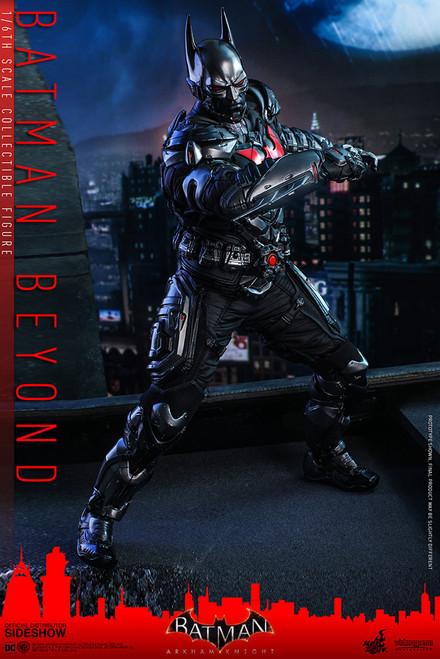 BATMAN BEYOND : Arkham Knight Sixth Scale Figure by Hot Toys 1:6 VGM39