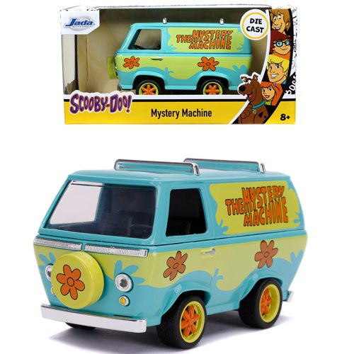 Hollywood Rides! Scooby-Doo – Mystery Machine (1:32) Die-Cast