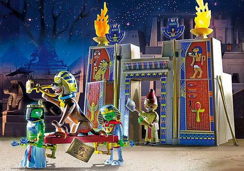 Playmobil SCOOBY-DOO! Adventure in Egypt No. 70365