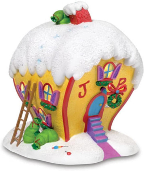 """Department 56 WHOVILLE VILLAGE """"CINDY-LOU WHO'S HOUSE"""" How the Grinch Stole Christmas"""