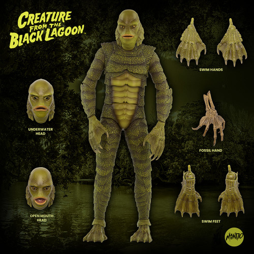 Creature from the Black Lagoon Sixth Scale Figure by Mondo