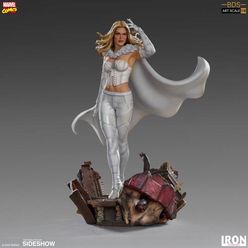 Marvel Comics X-MEN EMMA FROST 1:10 Art Scale BDS Statue by Iron Studios