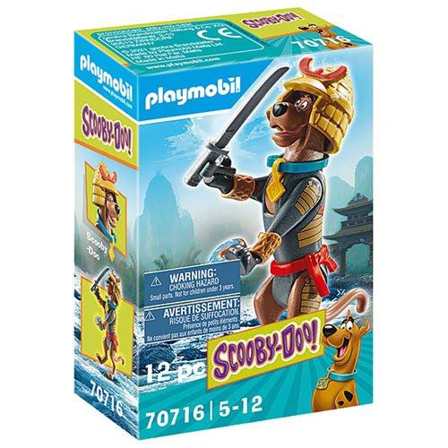 Playmobil SCOOBY-DOO! SAMURAI Collectible Action Figure