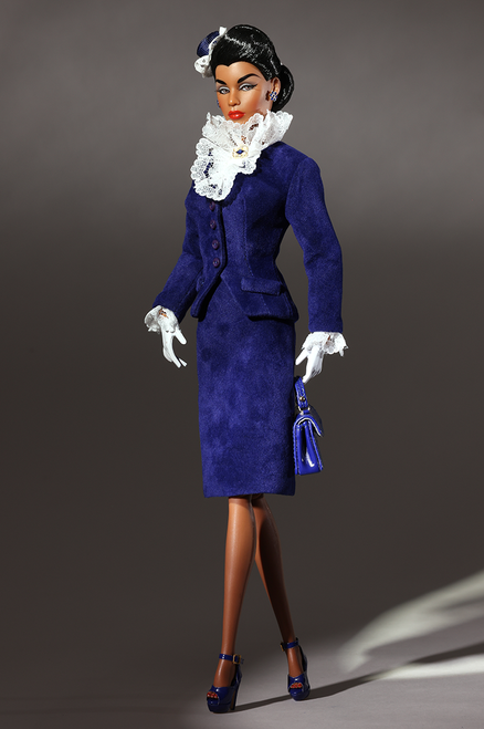 Home at Last Lady Aurelia Grey Dressed Doll The East 59th® Collection by Integrity/FR (73040)