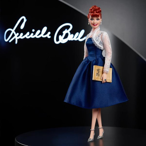 Lucille Ball Barbie Tribute Collection Doll
