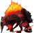 BALROG 2.0 (Light Up Version) LOTR Vinyl Collectible by Star Ace Toys Ltd. Defo-Real Series