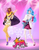 BEAT THIS! AJA and SHANA Jem and the Holograms 35th Anniversary by Integrity/Fashion Royalty