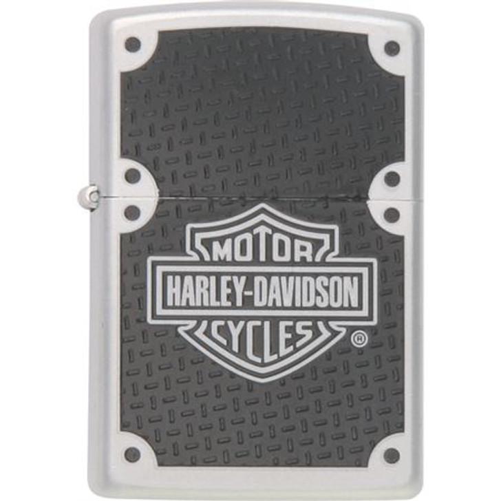 Zippo 24025 Harley Carbon Fiber