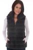 Faux Fur Love Vest