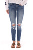 Distressed Verdugo Ankle Skinny Jeans