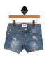 The Ava Denim Shorts (Big Kid)