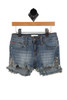 The Leah Denim Shorts (Big Kid)