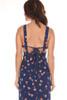 Floral Tank Midi Dress