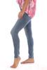 Barbara High Waist Super Skinny Ankle Jeans