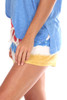 Vintage Feels Tie Dye Pajama Shorts