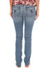 Colin Mid Rise Skinny Jeans