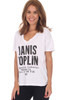 Janis Joplin Band Tee