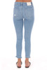 Hoxton Cropped Undone Hem Jeans