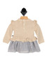 Knit L/S Heart Dress (Infant/Toddler)