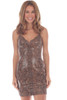 Come Slither Mini Dress
